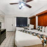 guest room with two beds at Hollywood Beach Hotels