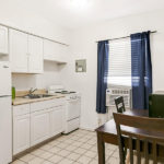guest room kitchen at Hollywood Beach Hotels