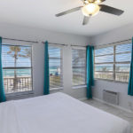 guest room with beach view at Hollywood Beach Hotels