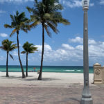 view of Hollywood Beach, Florida